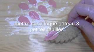 Repeat youtube video Gâteaux des fêtes la tresse حلويات الافراح