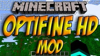 Minecraft 1.8 - Como Instalar OPTIFINE HD MOD - ESPAÑOL [HD] 1080p Spotlight