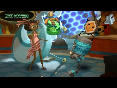 Broken Age: Act 2 - Racing Robots  - Part 14