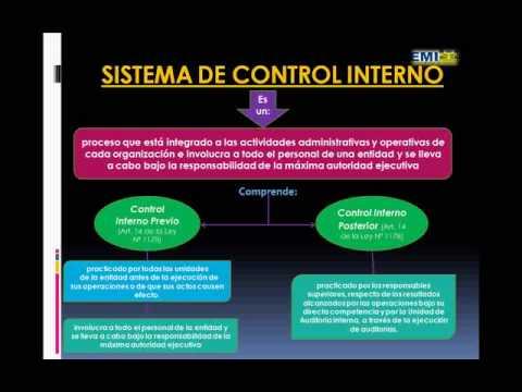 EL SISTEMA DE CONTROL GUBERNAMENTAL SEGN LA LEY N 1178