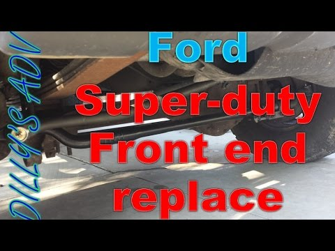 F350 Front End Fix Youtube