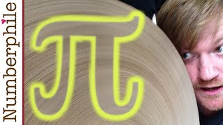 The Making of a Mile of Pi  Numberphile