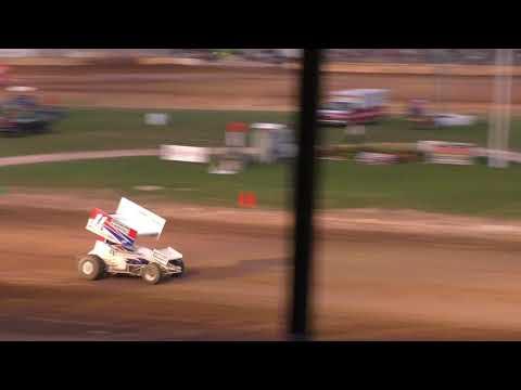 Plymouth Dirt Track IRA Sprints B Main 8-31-2019