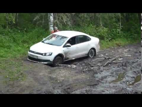 Vw Polo Off Road Youtube