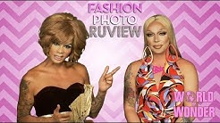 RuPaul's Drag Race Fashion Photo RuView with Raja & Raven - Social Media Episode 8