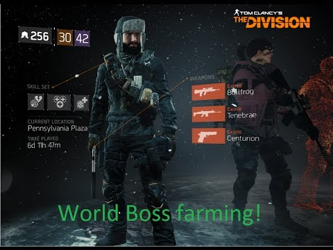 Map Of World Bosses In The Division.The Division Hardest Weekly Hvts With A Ballistic Shield Build