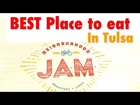Neighborhood Jam Tulsa Food Review