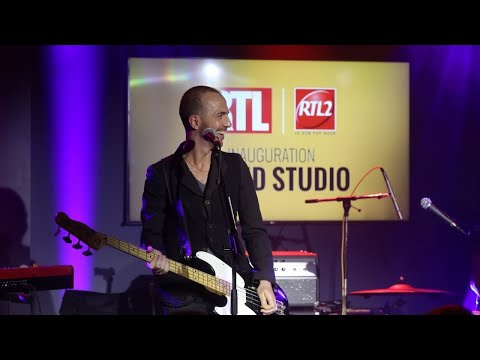 Calogero - Je joue de la musique (Live) Le Grand Studio RTL