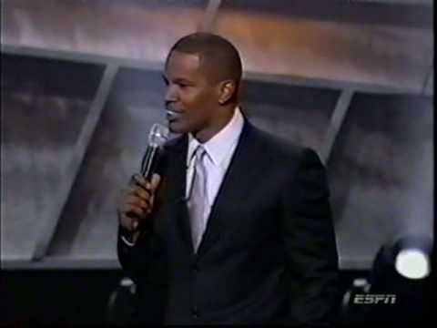 2004 Espy Awards - Jamie Foxx