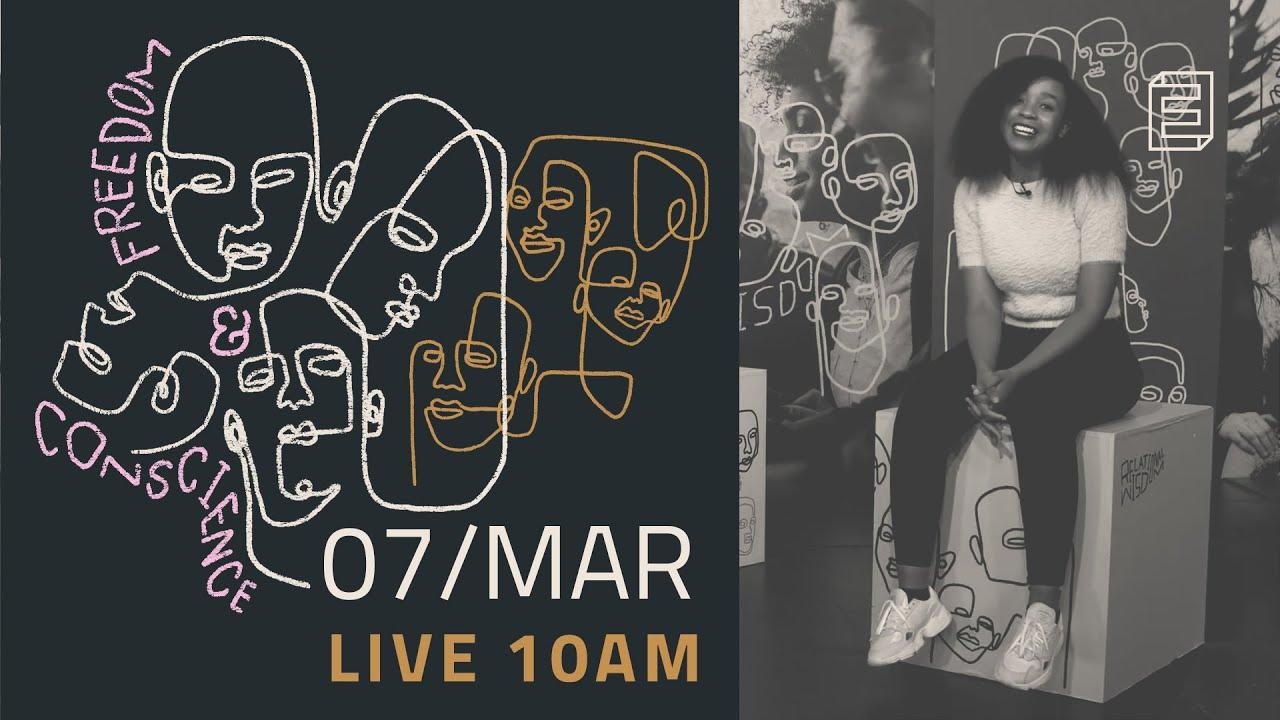 Emmanuel Live Online Service // 7th Mar 2021 Cover Image