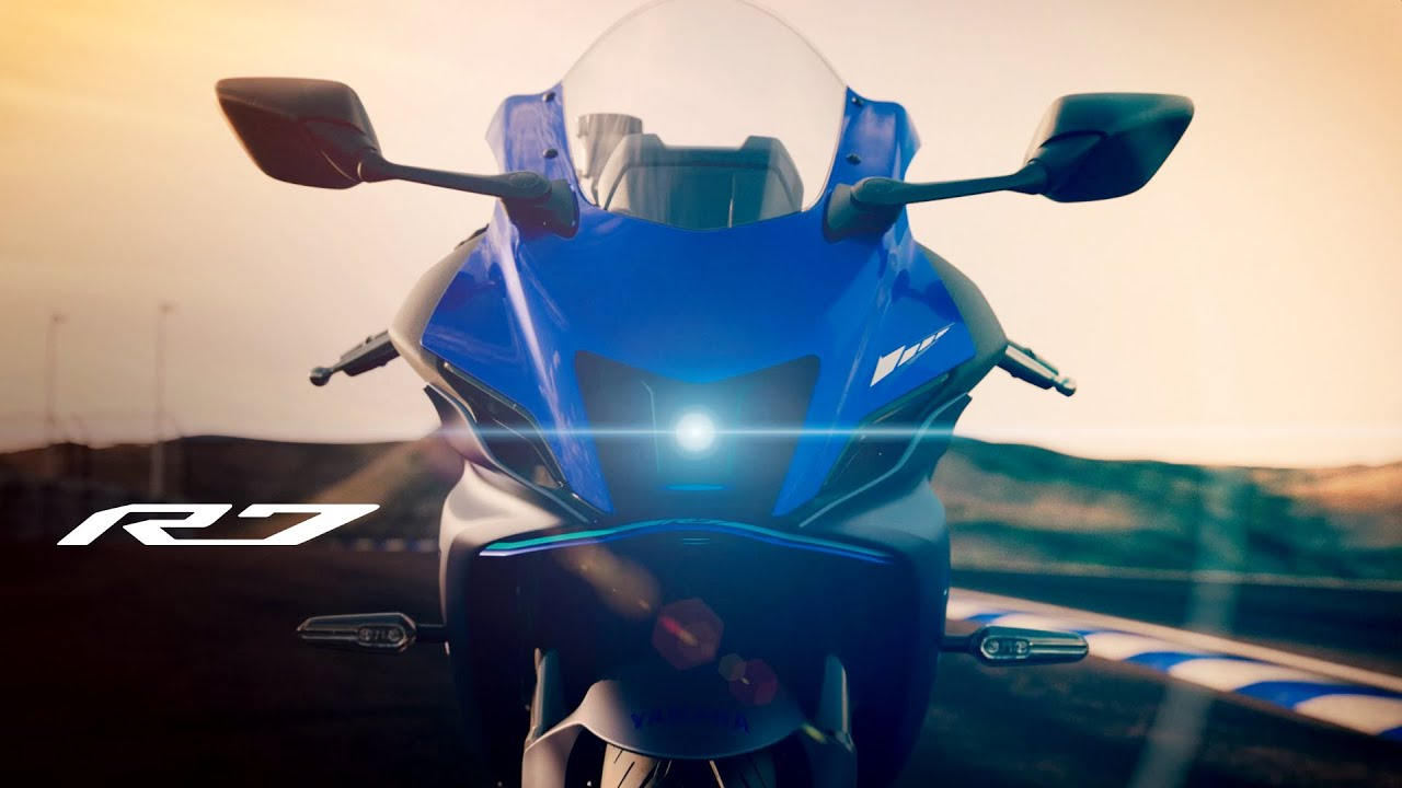 YZF-R7 Overview