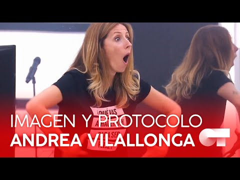 IMAGEN Y PROTOCOLO Con ANDREA VILALLONGA (1J) | OT 2020
