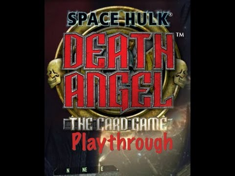 Space Hulk Death Angel Playthrough