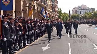 Grande-Marlaska, en el Día de la Policía Nacional en Logroño