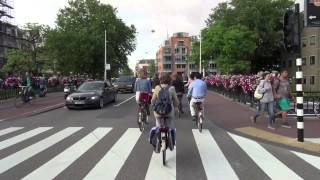 Are there really too many bikes in Amsterdam?