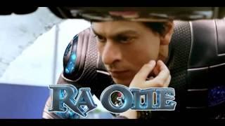 Ra.One ..New Look...Dialogue & Trailer
