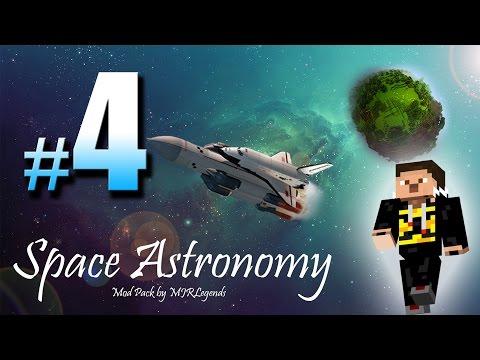 MINECRAFT Modokkal | Space astronomy gameplay EP #4 - Kemence
