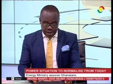State of Energy Distribution in Ghana -27/2/2017