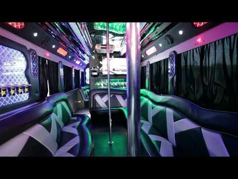 The V.I.P Party Bus