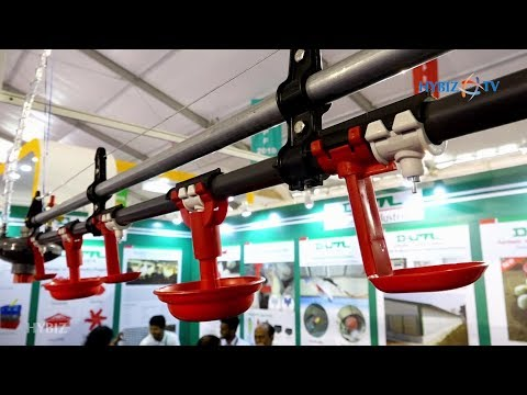 Poultry Brooder And Heater | Dhumal Industries | Kolkata International Poultry Fair 2019
