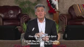 The Nine Gifts Of The Holy Spirit Belong To You Book - TV Offer #41 - Mel Bond