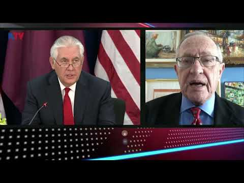 One on One with Alan Dershowitz- Feb. 8, 2018