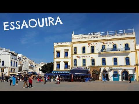 Morocco + Coastal City of Essaouira