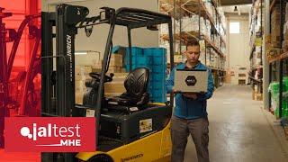 JALTEST MHE | The new multi-brand diagnostic module for Material Handling Equipment
