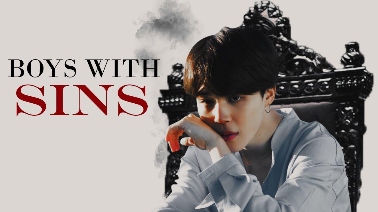 BTS JIMIN FF    Boys With Sins #29 [Mafia AU]
