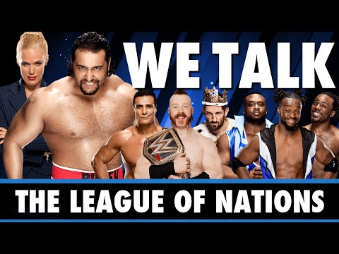 WE TALK! The League of Nations & Lana doesn't go all the way!