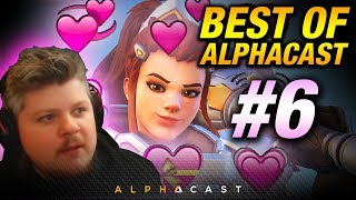 BRIGITTE NEW WAIFU ► Best of AlphaCast #6 - Overwatch