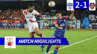 Bengaluru FC 2-1 FC Goa - Match 50 Highlights | Hero ISL 2019-20