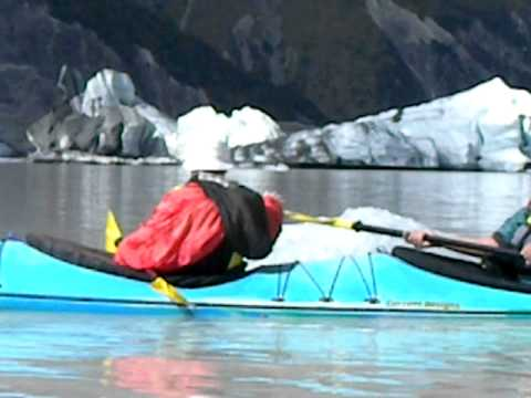 Tasman Glacier Sea Kayaking - Aoraki Mount Cook