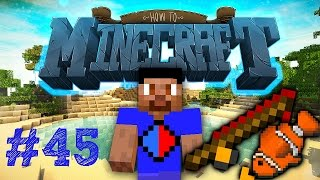 Minecraft SMP: HOW TO MINECRAFT #45 'AUTO FISHING FARM!' with Vikkstar