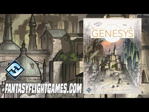 Game Geeks #303 Genesys Core Rulebook by Fantasy Flight Games