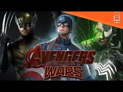 Avengers 4 IS Secret Wars Rumors & Evidence