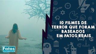 10 Filmes de Terror que foram baseados em Fatos Reais.