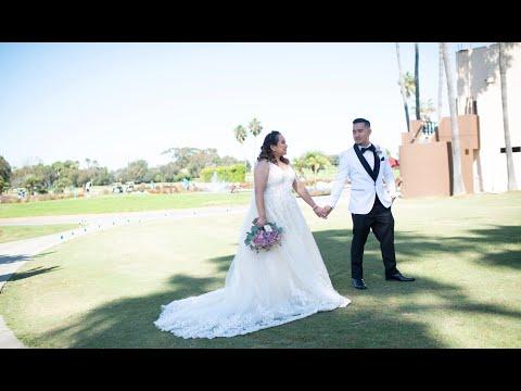 MAD Love Wedding Film I SeaCliff Country Club I Huntington Beach, CA