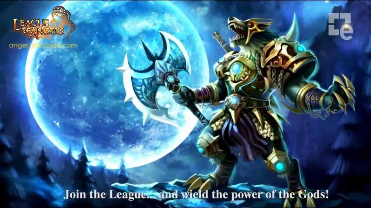 League of Angels Trailer - YouTube  League of Angel...