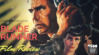 Episode 4 - Blade Runner 1982 film review Harrison Ford. Fantastic experience ready to watch!