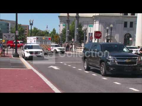 DC:SHOOTING EVACUATES UNION STATION-SCENE
