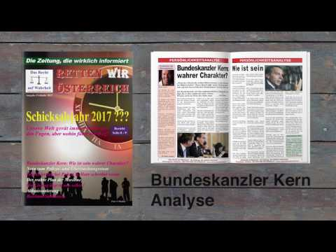 """Zeitung """"Das Recht auf Wahrheit"""" - Frühjahr 2017 - Kurzankündigung (Teaser)"""