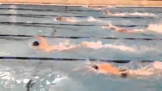 NHS swim 2016 MN boys 100 free