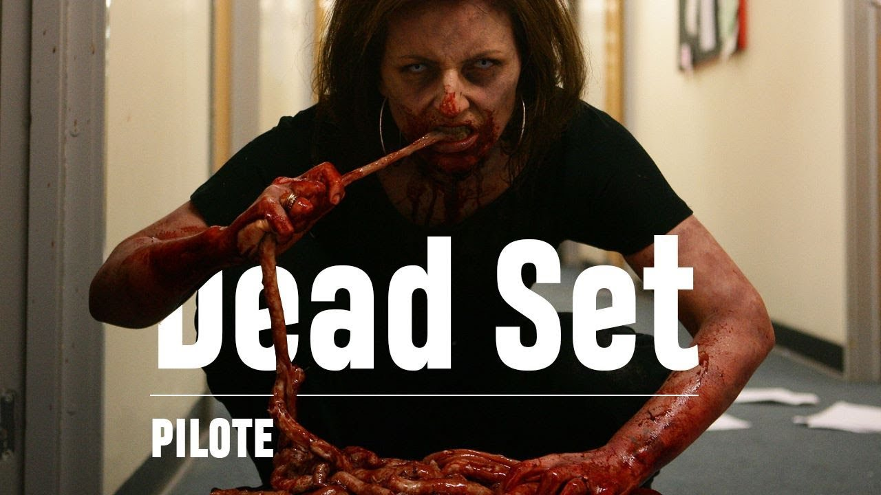 Dead Set - Des zombies pour parler de la télé
