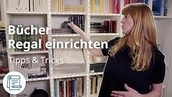 Regal dekorieren   IKEA Tipps & Tricks