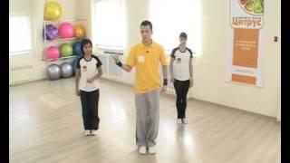 Видео уроки-латино-аэробика | Dance class-latino.avi(Видео уроки по латино аэробике от фитнес-клуба