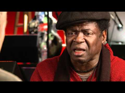 Charles Bradley interviewed by Marco Werman for Quick Hits