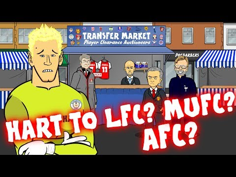 JOE HART to Liverpool? Man Utd? Arsenal? Transfer Market #3