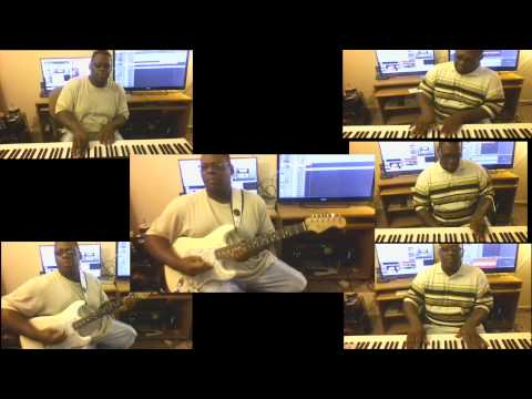 I'll Just Wave My Hands (Instrumental Cover) L-Curry Music