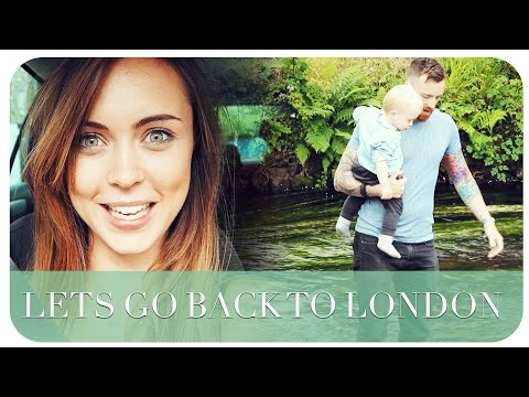 LETS GO BACK TO LONDON | THE MICHALAKS